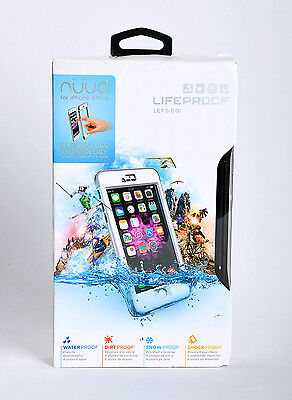 LifeProof nuud Water Dust Snow Proof Hard Shell Case for