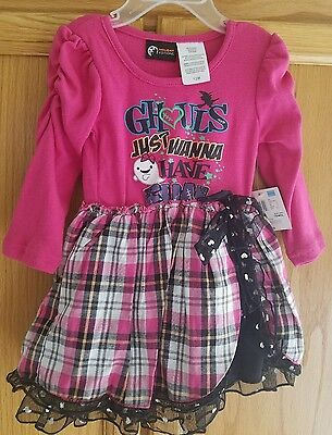 NWT Infant Girls Holiday Halloween Dress