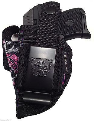 Muddy Girl Camo Gun holster For Ruger LCP 380  - Girls For Gunslinger