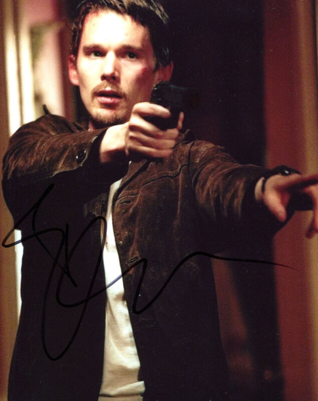 Ethan Hawke ACTOR autograph, signed photo