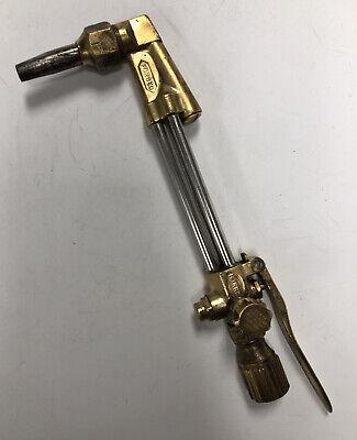 Harris 49 Heavy Duty Classic Injector Cutting Attachment Welding Cutting Torch