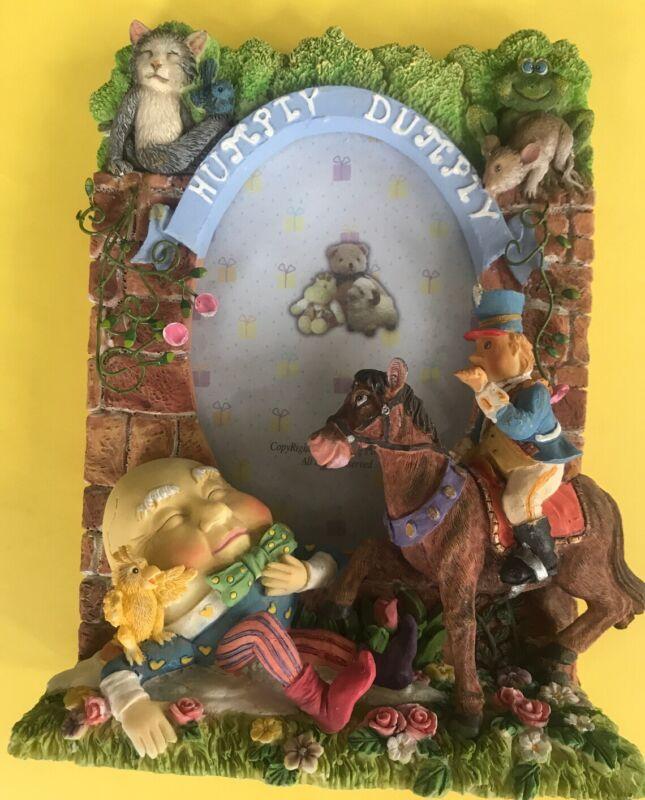 Cedar Creek Collection Humpty Dumpty Nursery Baby Picture Frame