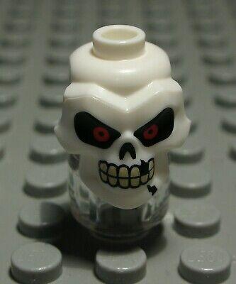 Lego Figur Zubehör Kopf Monster Skelett                                 (1711 #)