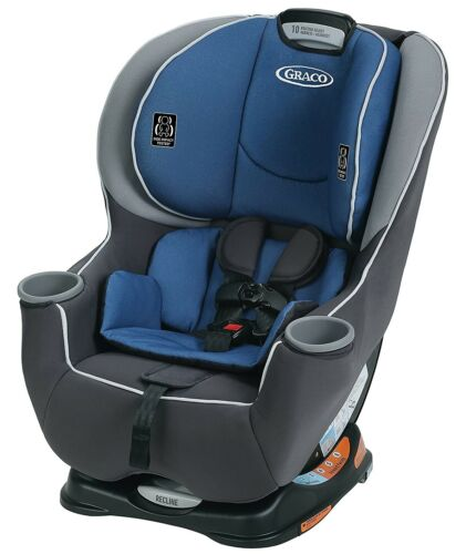 Graco Baby Sequel 65 Convertible Car Seat Child Safety Caden NEW