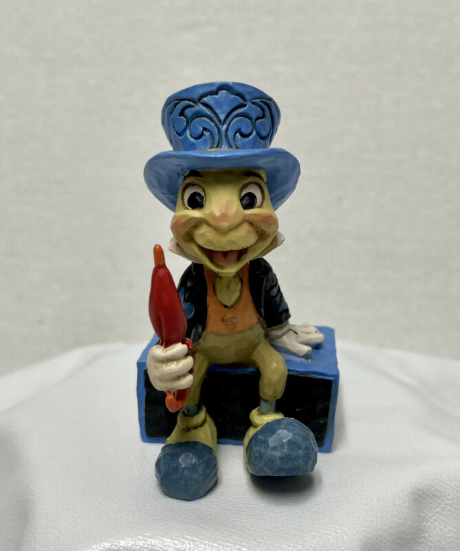 Jim Shore Disney Traditions, Pinocchio Jiminy Cricket Limited Edition S4054286