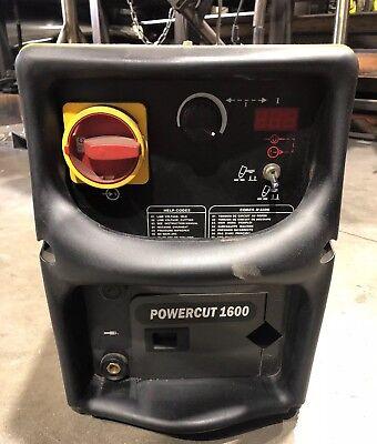 Esab Powercut 1600 Plasma Machine