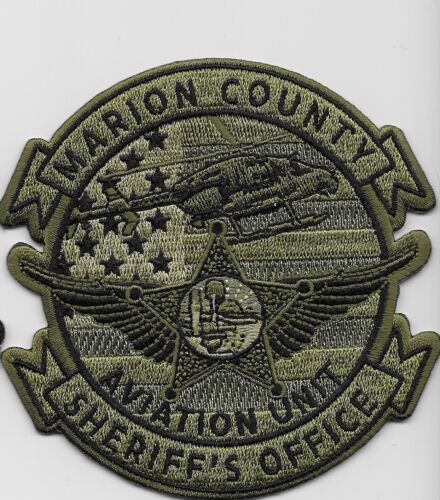 Subdued Aviation  Marion County Sheriff State Florida FL