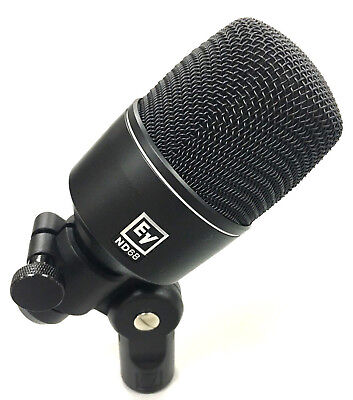 Electro Voice ND68 Dynamic Supercardioid Bass Drum Microphone *NEW* MAKE OFFER