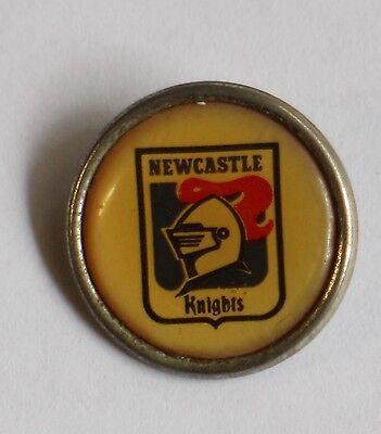 Used, NRL NEWCASTLE KNIGHTS BADGE,NRL NEWCASTLE KNIGHTS BADGE,NRL NEWCASTLE KNIGHTS  for sale  Urangan
