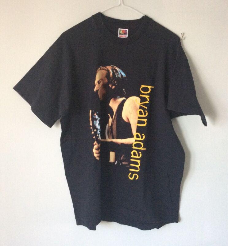 1998 Bryan Adams Canadian Tour T Shirt XL RARE