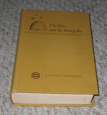 The Hive And The Honey Bee Beekeeping Book Dadant Publication 1979
