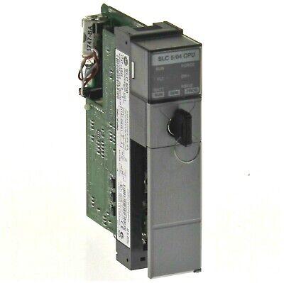 Allen Bradley 1747-l541 C Slc 500 Slc 504 Cpu Processor Unit Frn 6