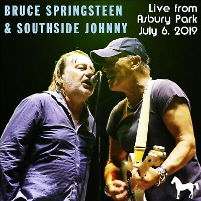 Bruce Springsteen & Southside Johnny - Live From Asbury Park July 6, 2019  1-CD