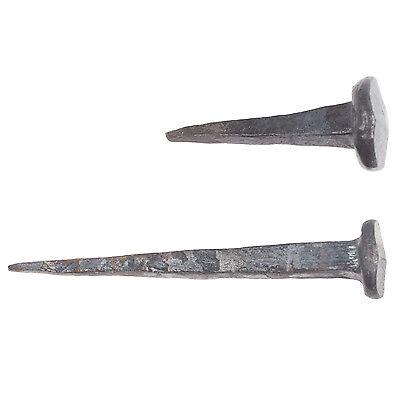 Handgeschmiedet Nägel Eisennägel Mittelalter Nagel Historisch antik 35mm 65mm - Eisen Geschmiedet Eisen