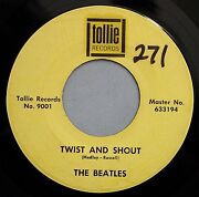 Beatles Twist and Shout 45