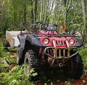 1998 Yamaha Grizzly 600