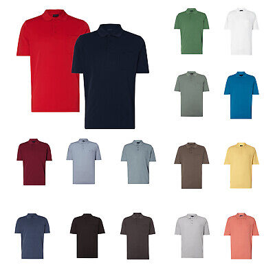 CHRISTIAN BERG Polo Shirt Hemd Pique Sommer Classic Männer Kurzarm Freizeit (Christian Polo-shirts)