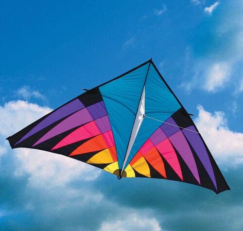 """Delta Kite Riviera Highlighter Gigantic 144"""" X 73"""" Ripstop Nylon Material"""