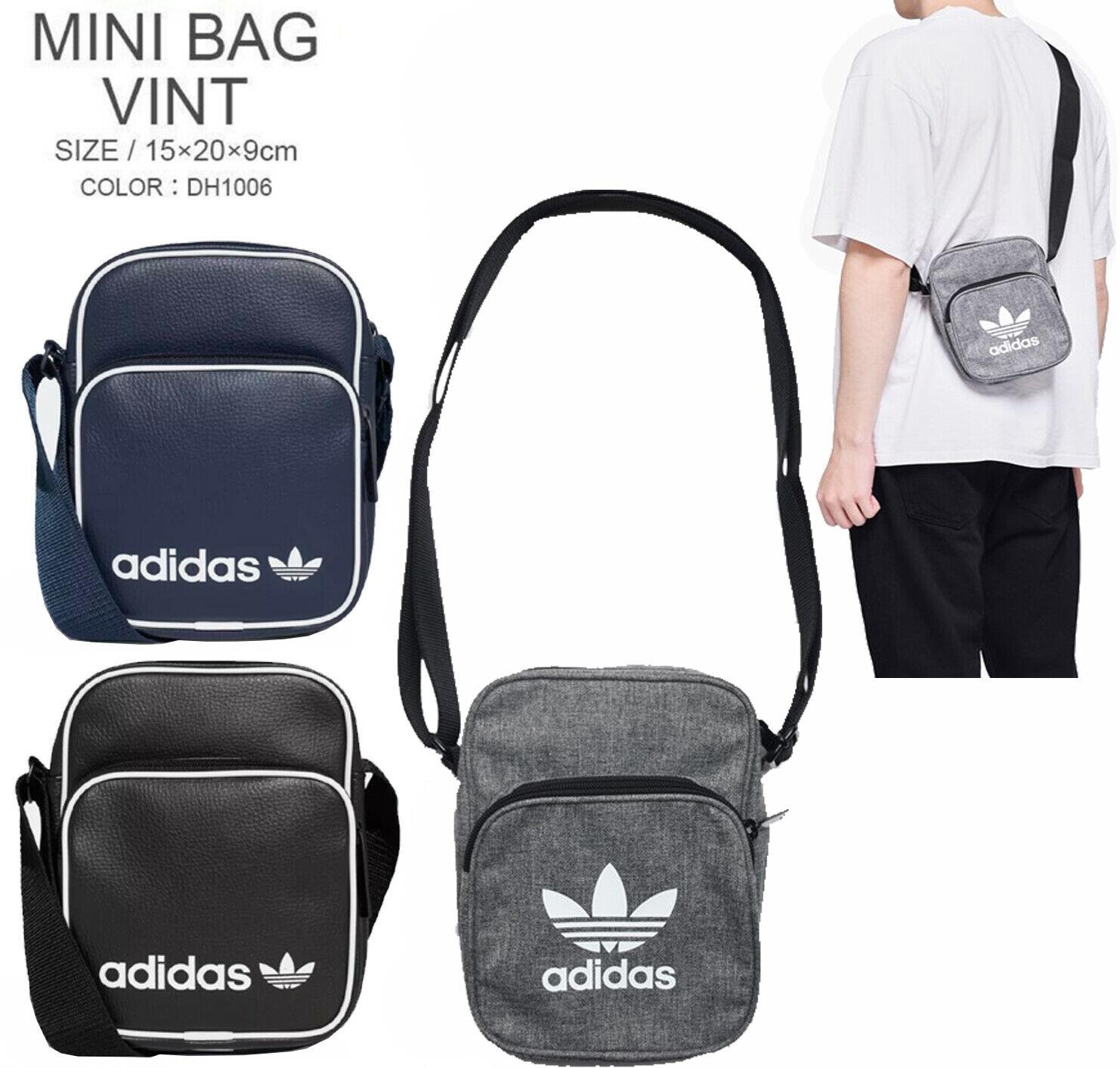 Adidas Originals School Bags - Mens Boys Girls Adidas Mini B