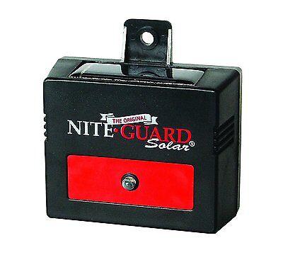 Nite Guard Solar Original NG-1 Security Camera Light : Coyotes Skunk Possum