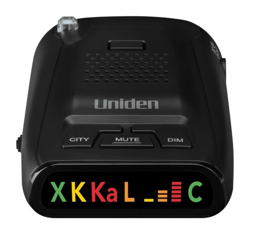 Uniden Protector DFR1 Long Range Radar/Laser Detector