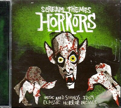 HALLOWEEN SCREAM THEMES HORRORS: MUSIC & SOUNDS FROM CLASSIC MOVIES & FILMS - Halloween Themed Music