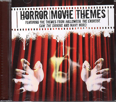 HORROR MOVIE THEMES & SPOOKY MASTERPIECES HALLOWEEN NIGHT OF FRIGHT & TERROR OOP