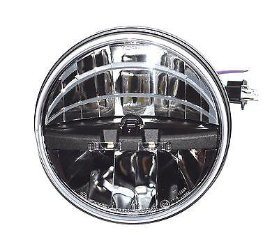 7 Zoll LED Scheinwerfer  schwarz  OFFROAD, MOTORRAD  Abblendlicht & Fernlicht (Schwarz Licht Scheinwerfer)