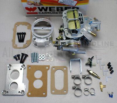 Corona Kit - Toyota Pickup Corona Celica 20R 78-80 Weber Carburetor Conv. kit CA Legal K8747