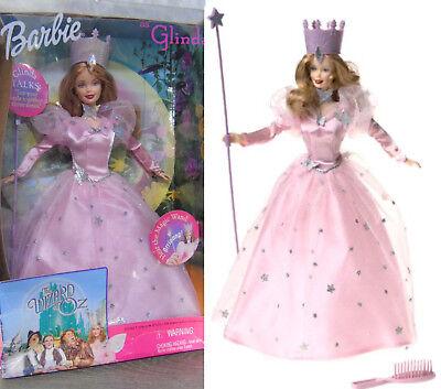 Neuer Barbie da Glinda Zauberer oz Puppe Talks - Glinda Krone