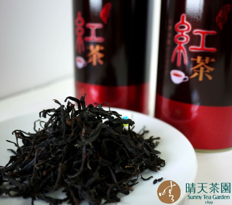 Taiwan Honey Aroma Black Tea Completely Fermented  Nature Far 2.65oz Christmas