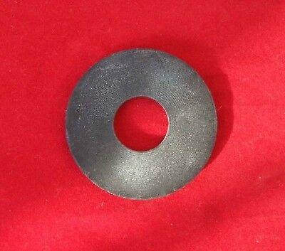 Flache Glocke (1 x Heberglockendichtung 65x28,5x3 mm für WISA ab 7/87 Gummi-Membrane flach )