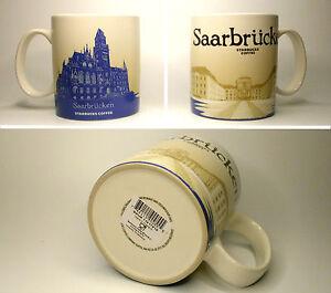 # Starbucks City Mug Icon SAARBRUECKEN * Germany Tasse 16oz NEW with SKU # - <span itemprop=availableAtOrFrom>Straßwalchen, Österreich</span> - # Starbucks City Mug Icon SAARBRUECKEN * Germany Tasse 16oz NEW with SKU # - Straßwalchen, Österreich