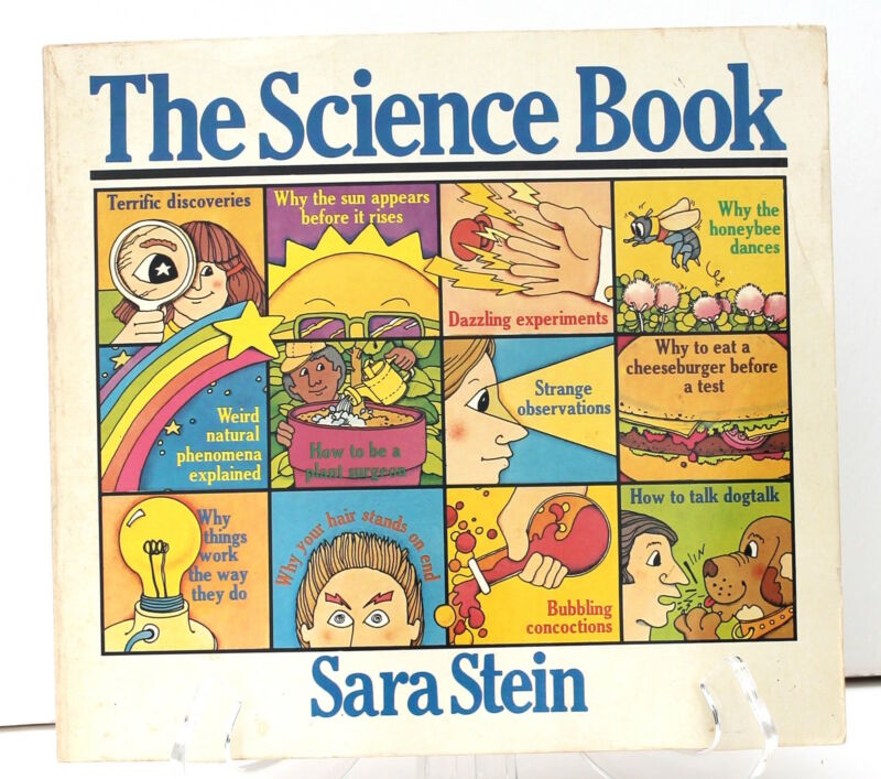 The Science Book Sara Stein Workman Publishing 1979