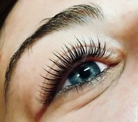 Eyelash Extensions/Lifts and Tint