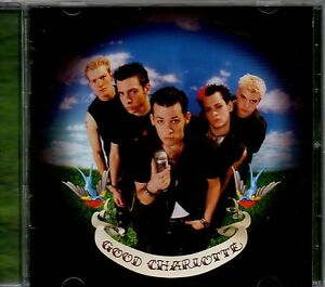 GOOD-CHARLOTTE-Self-Titled-CD-Brand-New