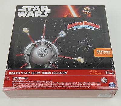 NEW Spin Master Games  Star Wars Death Star Boom Boom Balloon Game