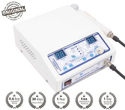 Professional Ultrasound Ultrasonic Therapy Machine For Pain Relief 1mhz Gmuts101
