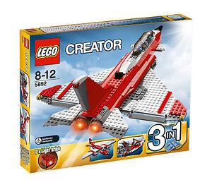 LEGO Creator Sonic Boom (5892) NEU und ungeöffnet