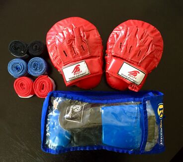 Boxing/ sparring gear