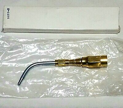 New Oxweld Esab W-17 Size 9 Welding Brazing Torch Tip Heating Head