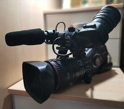 Canon XL H1A Videocamera HD. Buone condizioni