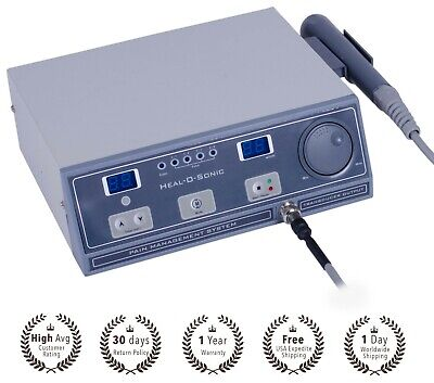 New Original Ultrasound Ultrasonic Therapy Machine For Pain Relief 1 Mhz Hos-f
