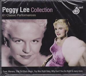PEGGY-LEE-COLLECTION-on-3-CDs-NEW