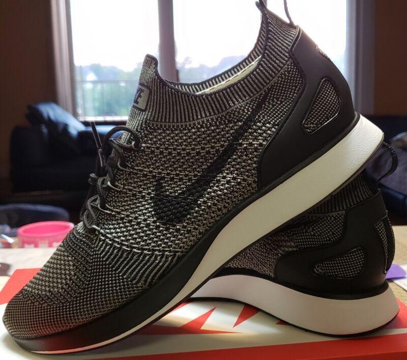 8f798da69e6 Nike Air Zoom Mariah Flyknit Racer 918264008 Men s Light Charcoal size 12