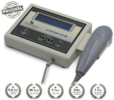 New Original Ultrasound Ultrasonic Therapy Machine For Pain Relief 1 Mhz U101ml