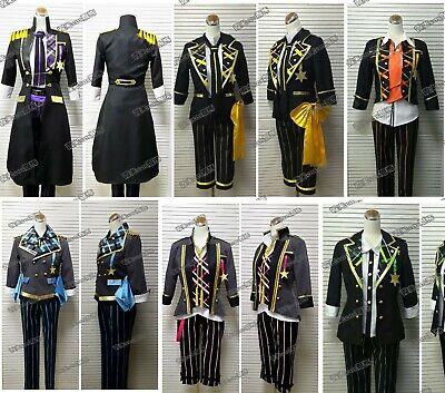 Tsukiuta THE ANIMATION Cosplay Kostüm Costume Uniform