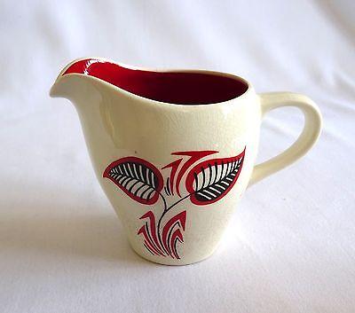 Wade Pottery Vintage Milk Jug - Flair by Georgina Lawton 1950's 60's Atomic