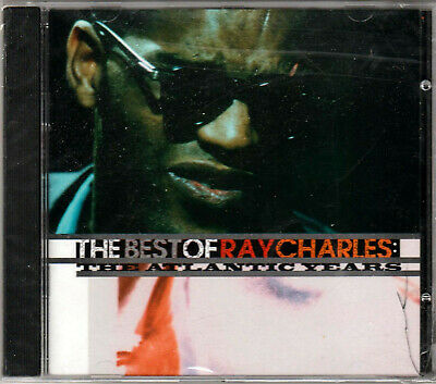 RAY CHARLES The BEST OF ATLANTIC YEARS on a CD Album R&B Soul GREATEST HITS