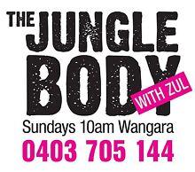 The Jungle Body With Zul Wangara Wanneroo Area Preview